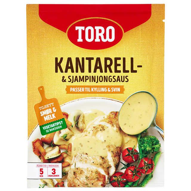 Kantarell